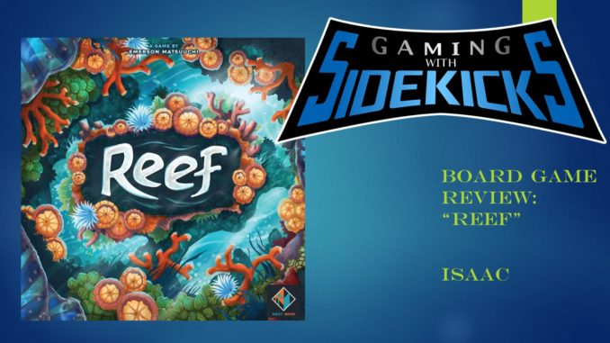 Game review reef gaming with sidekicks one of the most relaxing things you can do for yourself is to spend time in front of a fishtank fish coral plants and so much more lends to a serene solutioingenieria Gallery