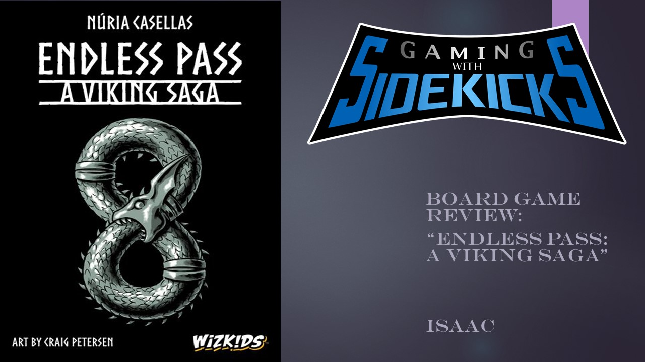 Game Review Endless Pass A Viking Saga Gaming With Sidekicks